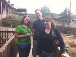 At the main village of Royal Gorge (all burned down now!)
