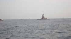The Maiden's Tower, dating back 2500 years ago. Crazy