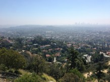 Looking south east towards Silver Lake and DTLA