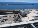 The Barcelona cruise terminal