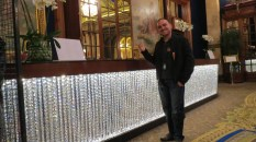Fantastic crystal bar