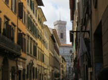 Giotto's Tower in the distance