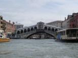 The gorgeous Rialto Bridge