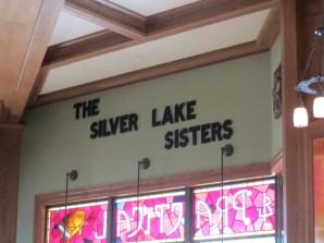 Morning snack - Silver Lake!