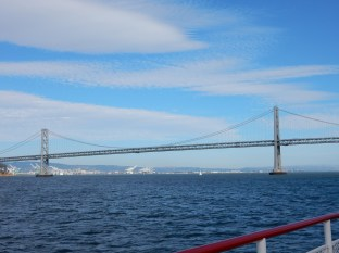 The Suspension Span of the Bay Bridge