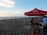 Situated at Dockweiler Beach