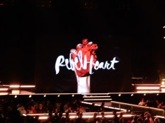 What a fantastic show the Rebel Heart Tour ended up being!