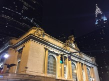 Grand Central, the Met Life building, and the Chrysler Building
