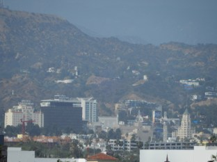 You can see the Hollywood & Highland Center