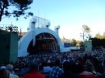 Pretty great vista of the concert