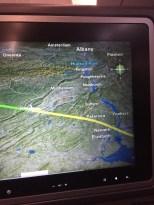 Heading into NYC