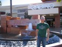 Me and the casino fountain