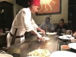 Our wonderful chef, Adnal