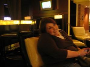 Mila in Onyx bar seating