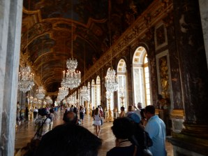 And the oh-so-famous Hall of Mirrors