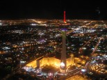 ...up at the Stratosphere...