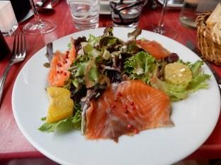 Mmm...salmon