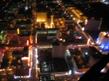 .....the Fremont Street Experience....