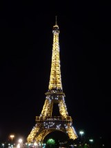 Eiffel Tower is just amazing