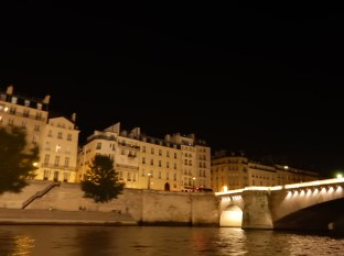 South side of Ile Saint Louis and Pont Marie