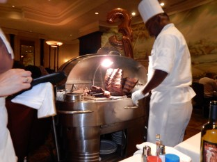 mmmm....prime rib delivered right to your table