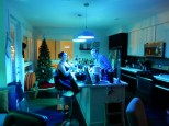 In our crazy colored life, as I got Philips Hue lights from Larry