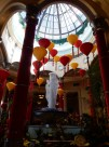 In the lobby of the Palazzo