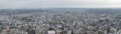 Panorama east