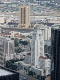 With LA Metro and Union Station behind it