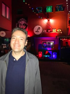 Larry at the Largo