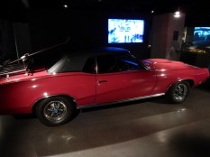 Tracy's Mercury Cougar XR7 from On Her Majesty's Secret Service