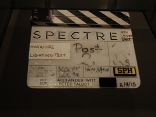 Clapper from Spectre