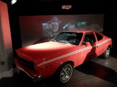 The Man With the Golden Gun's AMC Hornet X - not corkscrewing through the air at this moment