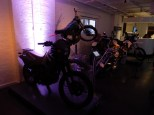 Lots more motorcycles