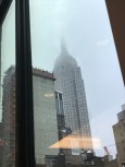 Cool view of the ESB though!