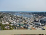 A look at Lake Union - we'd be there in a few days in a Duck