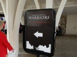 Last day for the Terracotta Warriors, and our tix got us in