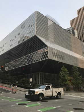 The fabulous Seattle Central Library