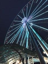 Big, but no High Roller or London Eye