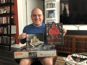 My Christmas Loot from Larry!!!