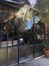 The secret door of Cafe Stella