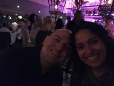 Me and Rekha at Pump