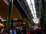 Inside the Borough Market