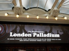 The London Palladium was where Beatlemania exploded