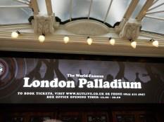 The London Palladium was where Beatlemania exploded