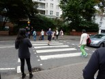THE ABBEY ROAD CROSSWALK!!!!