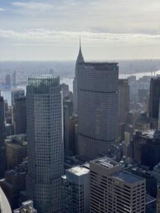 Chrysler Building hides