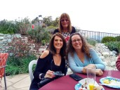 Stacie, Helen, and Jeanie