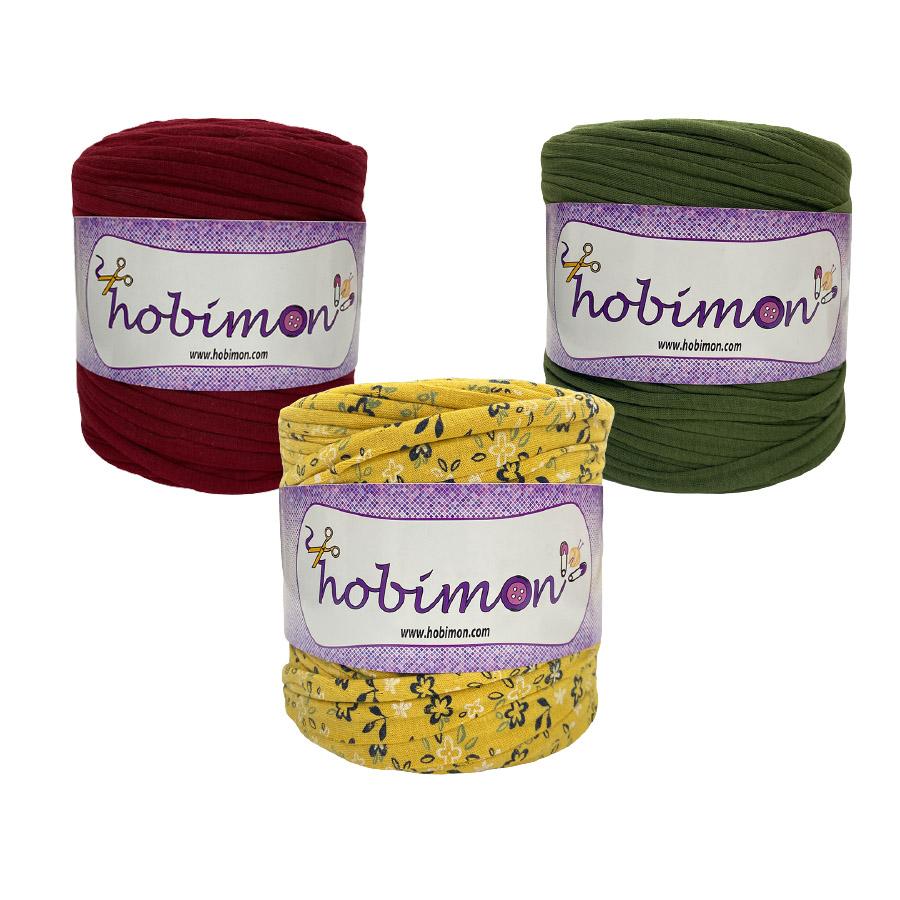 Penye İp ürünleri - HOBİMON