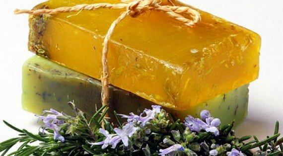 Doğal bitkisel sabunların, şifalı özellikleri